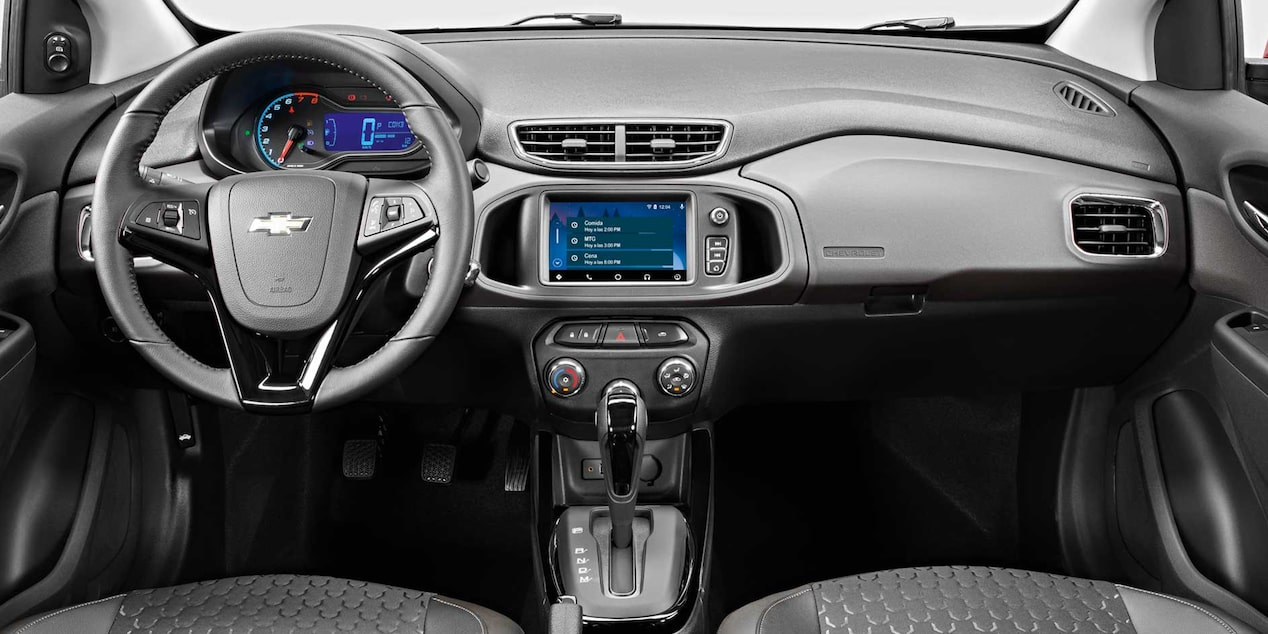 Chevrolet Prisma LTZ - Panel de tu auto familiar