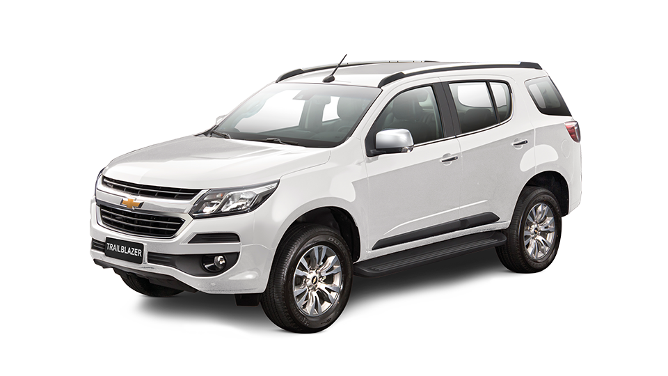 Chevrolet Trailblazer - Tu Camioneta 4X4 Color Blanco