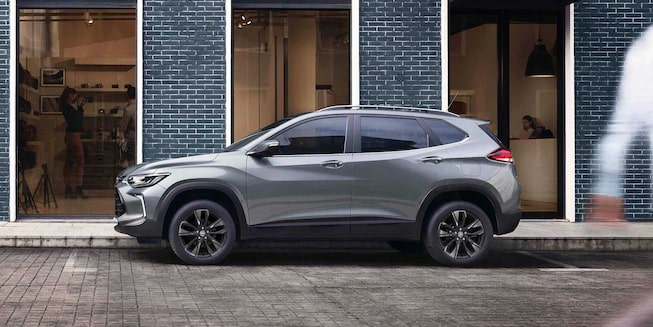 Chevrolet Tracker - Lateral