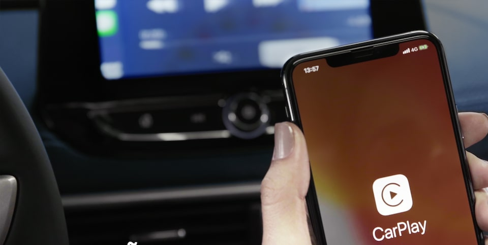 Chevrolet Tracker - Carplay en tu SUV