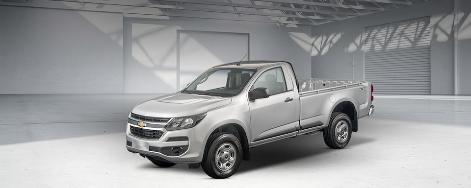 Chevrolet S10 Cabina Simple - Pick Up Paraguay