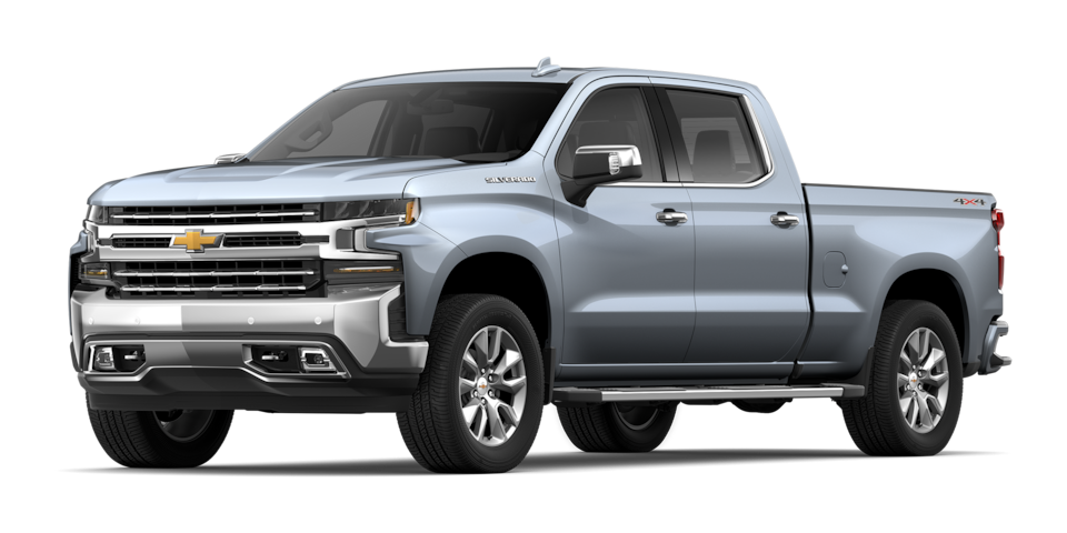 Chevrolet Silverado - Tu camioneta Pick Up color plata