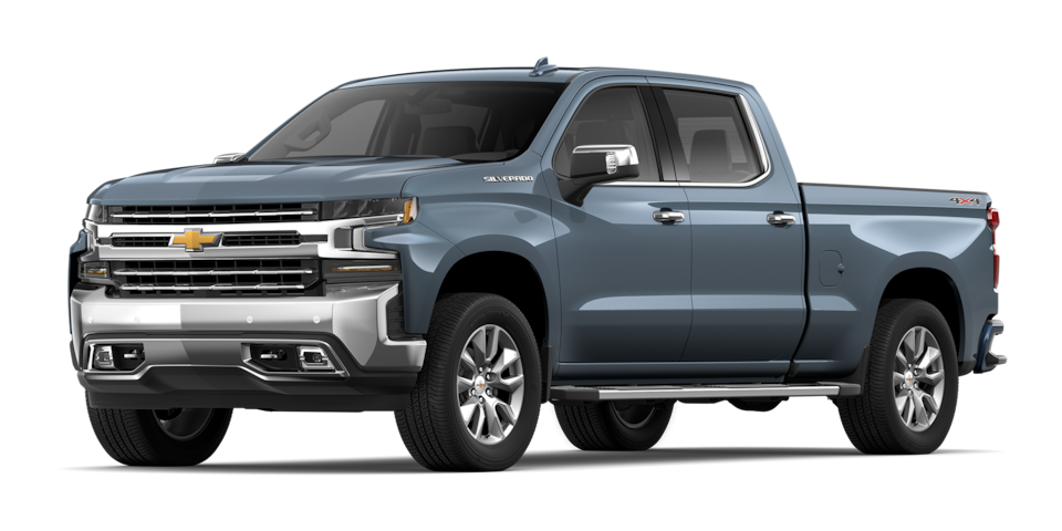 Chevrolet Silverado - Tu camioneta Pick Up color gris