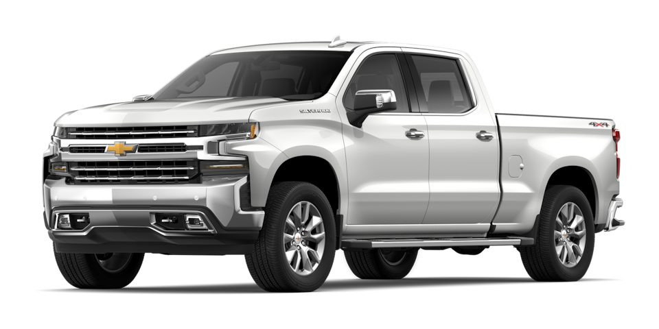 Chevrolet Silverado - Tu camioneta Pick Up color blanco