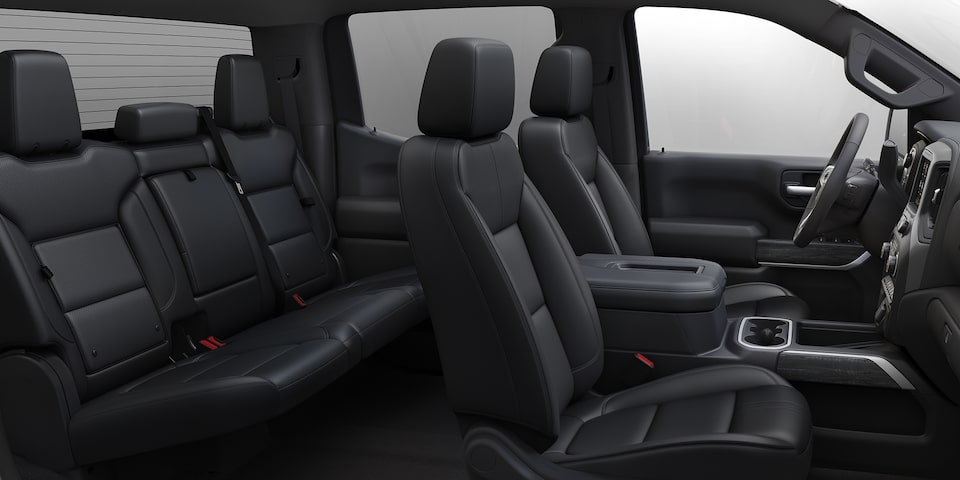 Chevrolet Silverado - Interior de tu camioneta pick up